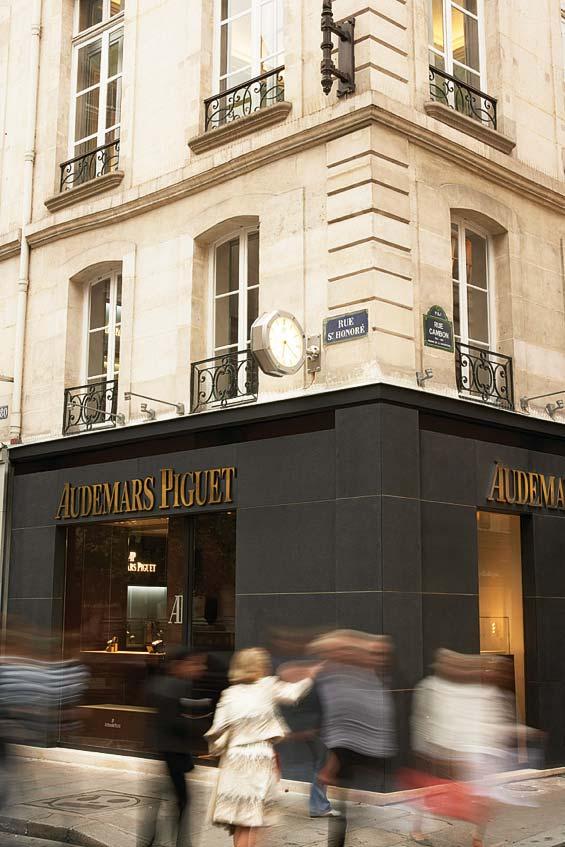 The Watch Quote New Audemars Piguet Boutique In Paris And Royal Oak