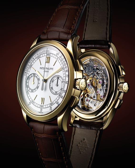 The Watch Quote  The Patek Philippe Chronograph 5170J watch b34b4372ff