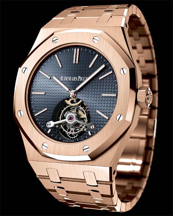 abe62bdde75 The Watch Quote: The Audemars Piguet Extra-Thin Royal Oak Tourbillon ...