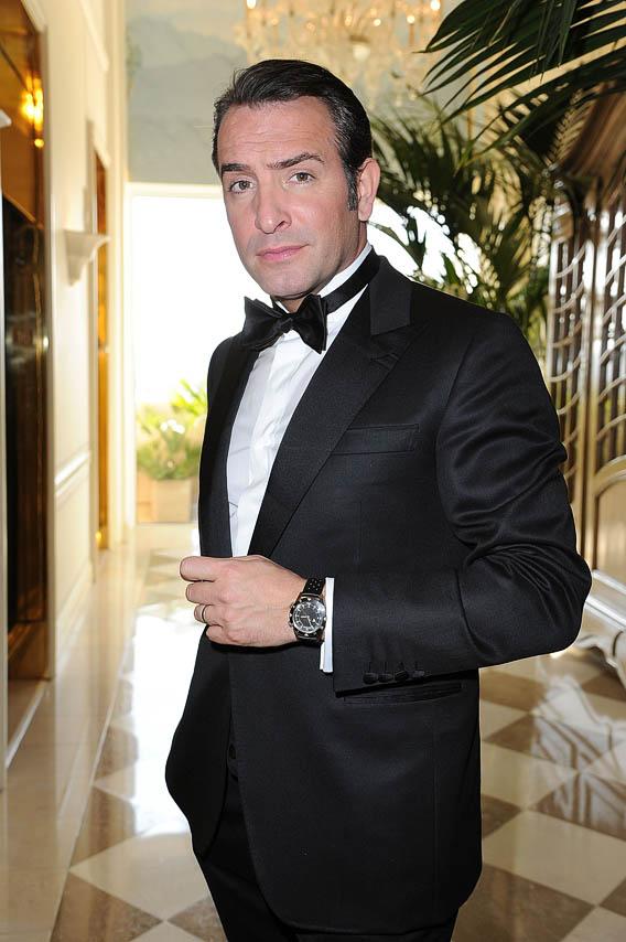 The watch quote oscar winning actor jean dujardin chose for Oscar jean dujardin