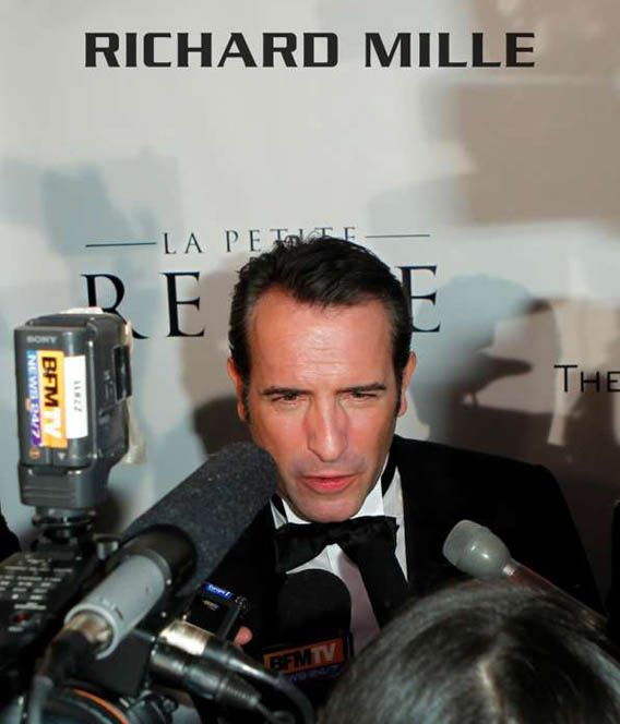The watch quote a week of hollywood glamour for the for Dujardin richard