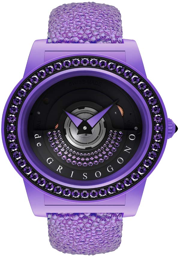 The Watch Quote: The New de Grisogono Tondo by Night ...