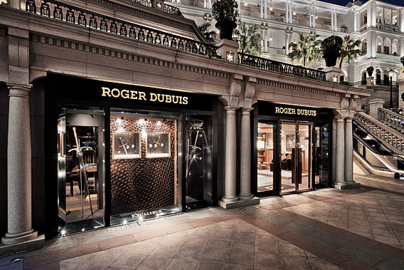 The Watch Quote New Roger Dubuis Boutiques Gateway To The
