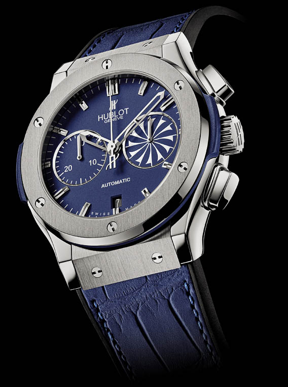 The Watch Quote The Summer Hublot Mykonos Classic Fusion