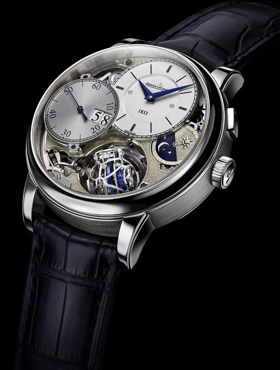 the watch quote the jaeger lecoultre master grande tradition gyrotourbillon 3 jubilee watch a. Black Bedroom Furniture Sets. Home Design Ideas