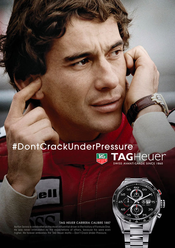 The Watch Quote The Great Tag Heuer Motor Racing Saga