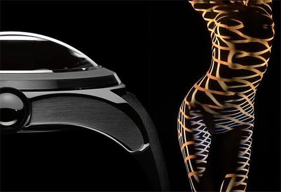 Corum | Abstract and Psychedelic Nudes by Dani Olivier