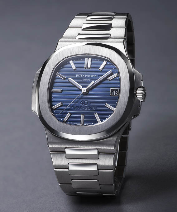 Patek Philippe Celebrate 40 Years Of Nautilus With Two New Timepieces picture