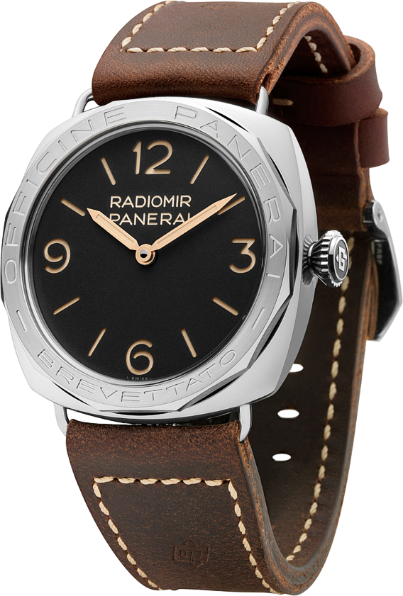 photo of Panerai Radiomir 3 Days Acciaio PAM00685 replica watch