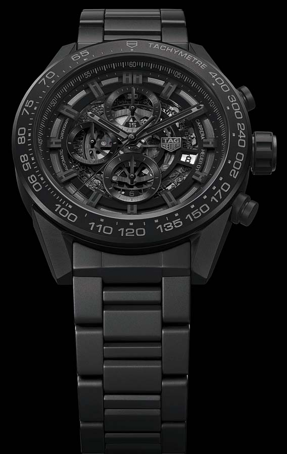 the watch quote the tag heuer carrera heuer 01 watch in. Black Bedroom Furniture Sets. Home Design Ideas