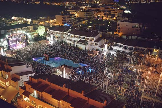 Ibiza, Spain 28 August 2017 U2013 In Ibiza U2013 The Home Of Electronic Music And  The Island Of Choice For The Worldu0027s Top DJs U2013 David Guetta, Dance Music  Icon And ...