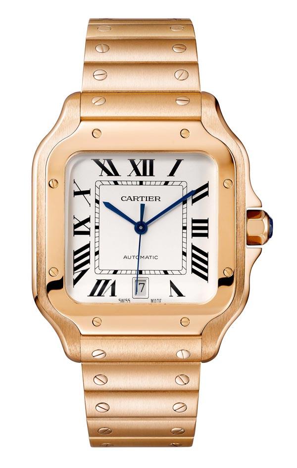 The Watch Quote: Santos de Cartier