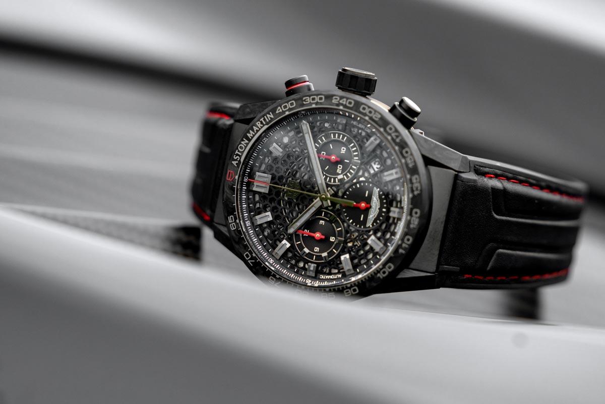 The Watch Quote Aston Martin Dbs Superleggera Tag Heuer Edition